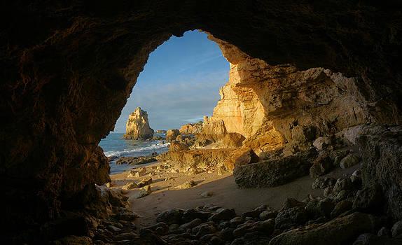 Algarve Cave by Erik Tanghe