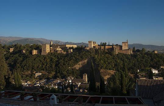 Alhambra by Francisco Jose Martin Prieto
