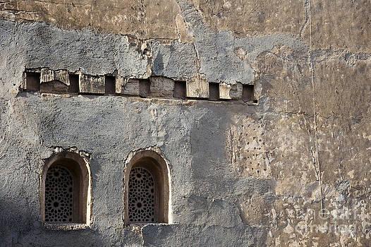 Alhambra Wall by Agnieszka Kubica