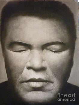 Ali  by Adrian Pickett Jr