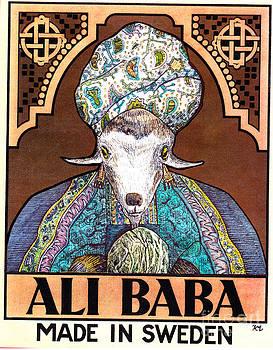 Ali baba by Kyra Munk Matustik