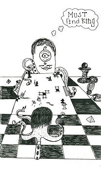 Michael Mooney - Alien Chess