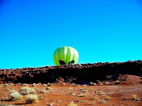 FeVa  Fotos - Aliens Are Watching