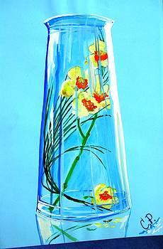 Alive Flowers by Sonya Ragyovska