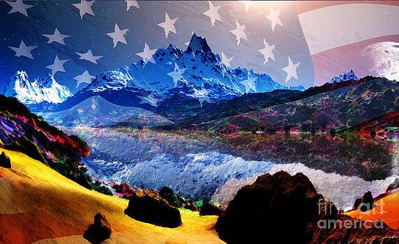 All American Rocky Mountains by Heinz G Mielke