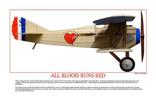 All Blood Runs Red by Jerry Taliaferro