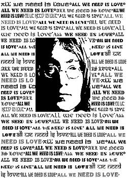All We Need Is Love Int. by Theodora Brown