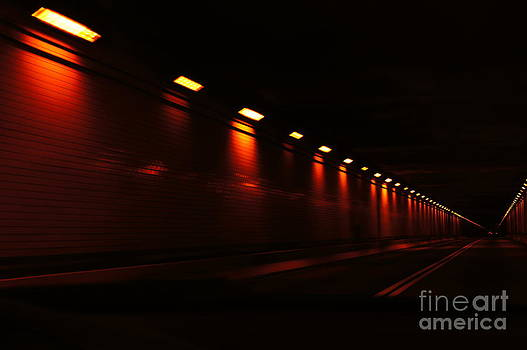Allegheny Tunnel by Diane Stresing