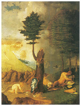 Lorenzo Lotto - Allegory