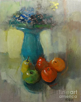 Allegro by Nancy Blum