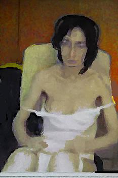Alone again by Noredin Morgan