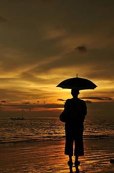 Alone by Wayan Suantara