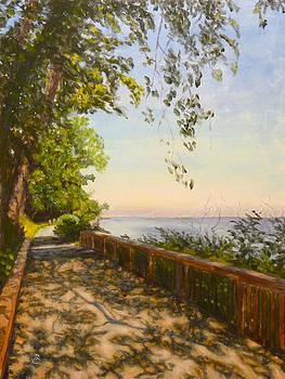Along the Bay by Joe Bergholm