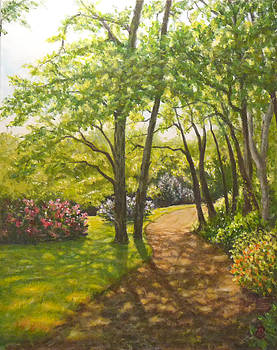 Along the Path by Joe Bergholm
