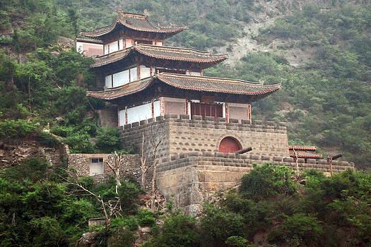 Harvey Barrison - Along the Qutang Gorge