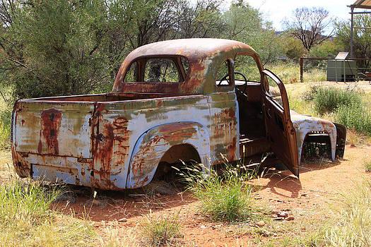 Alrtunga truck by James Mcinnes