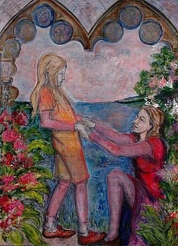 Alter 1 by Christine Ilewski
