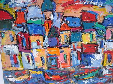 Amalfi 06 by Len Yurovsky