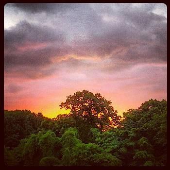 Amazing #sunset Tonight by David F
