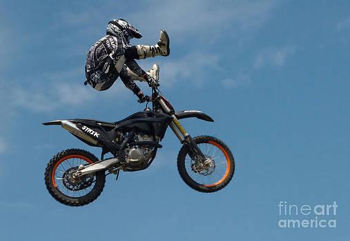 Andrea Kollo - Amazing Trick Riding