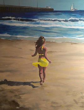 Amelia Beach by Travis Day