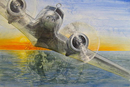 Cliff Spohn - Amelia Earhart