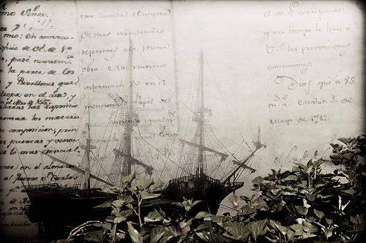 Pedro Cardona Llambias - america link history - a XVIII galleon lost in ocean of words