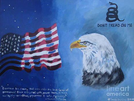 American Freedom by Tonia Darling