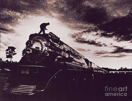 American Freedom Train by Jim Wright