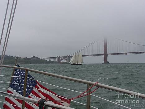 American Pride by Patty Descalzi