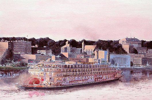 American Queen by Jim Clary