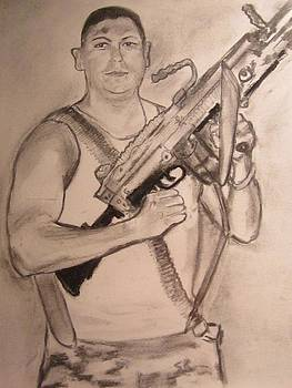 American Soldier by Susan  McNeil