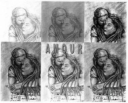 Amour Multi Black by Jose Breaux