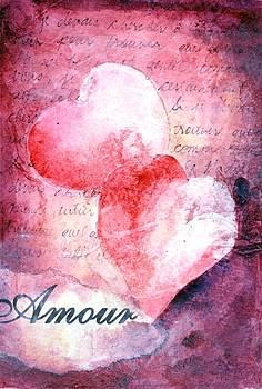 Amour Valentine by Jo-ann Dziubek-MacDonald