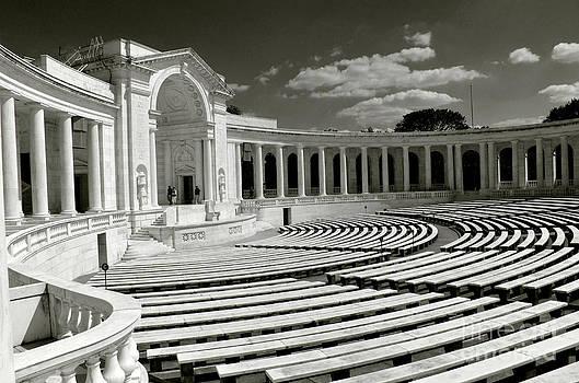Pravine Chester - Amphitheater