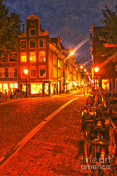 Gregory Dyer - Amsterdam by night - 02