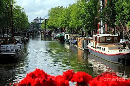 Sophie Vigneault - Amsterdam Summer Scene