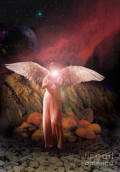 An angel gift by Pavlos Vlachos