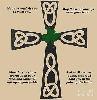 An Irish Blessing by April Wietrecki Green