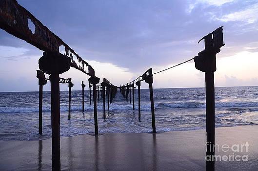 JISS JOSEPH - an old sea bridge
