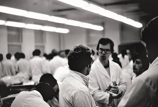 Anatomy Lab No.3 University of Chicago 1976 by Joseph Duba