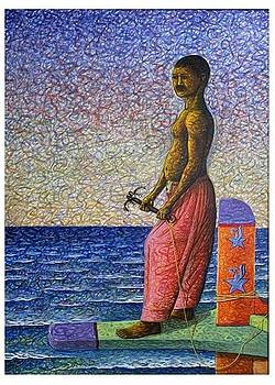 Anchorman by Muhammad Arshad Khan MAK