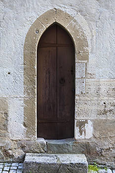 Ancient Door by Cecil Fuselier