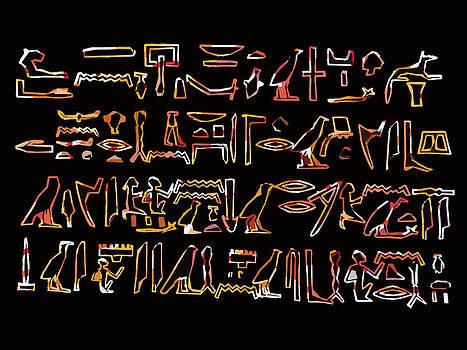 James Hill - Ancient Egyptian Hieroglyphs