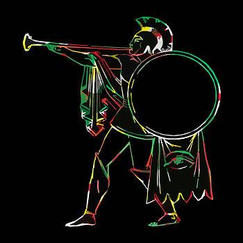 James Hill - Ancient Greek Warrior