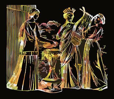 James Hill - Ancient Roman Fashions
