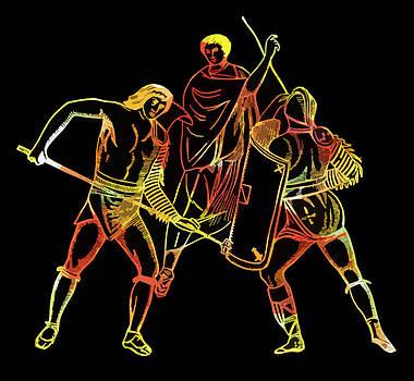 James Hill - Ancient Roman Gladiators