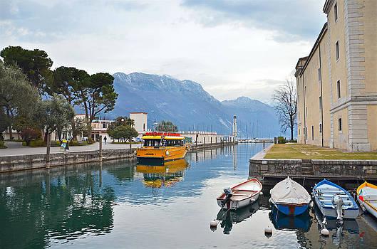 Martina Fagan - Ancorata a Riva del Garda