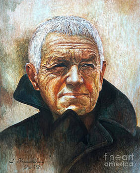 Andrew Newell Wyeth by Chonkhet Phanwichien