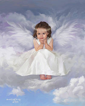 Angel 2 by Rob Corsetti